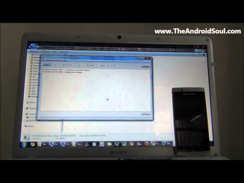 [TUTORIAL] How To Flash A Firmware Using Flashtool On Xperia Arc