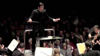 Eduardo Portal conducts Mendelssohn Italian Symphony I. Allegro vivace