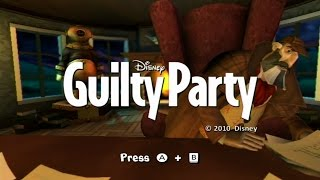 Guilty Party Wii Gameplay