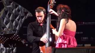 Remi Panossian Trio ft. Frederika -- Nature Boy (2012 Taichung Jazz Festival)