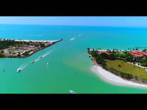 The Port Royal Club in Naples, FL - Aerial Video