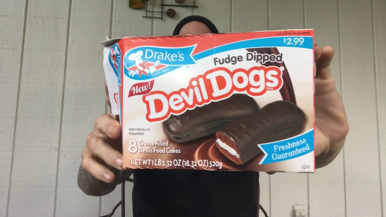 Fudge Dipped Devil Dogs Review