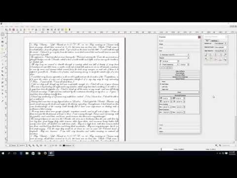 Scribus Intro and Demo