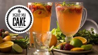Клубнично-Мятный Лимонад || iCOOKGOOD on FOOD TV || Напитки