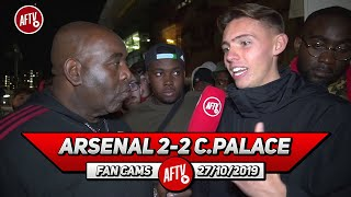 Arsenal 2-2 Crystal Palace | We Can't Be Mad At VAR If It Gets The Decisions Right