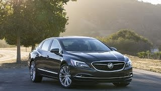 2017 Buick LaCrosse | Price | top speed | interior | PowerPoint | specifications