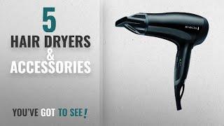 Top 10 Hair Dryers & Accessories [2018]: Remington D3010 2000W Power Dry Hair Dryer
