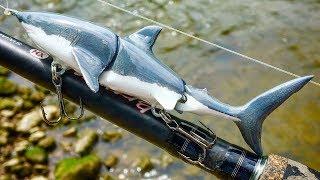 Making a Shark Lure