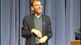 Paddy Ladd Part II Deafhood presentation excerpts NTID 2004