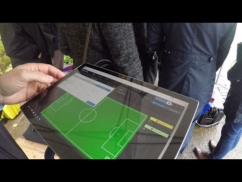 The Future of Football: Wearable Technology