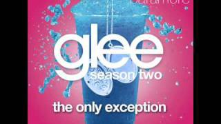 Gambar cover The Only Exception - Glee & Paramore Duet!
