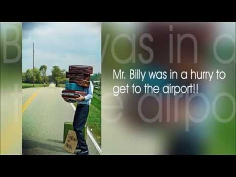 Mr Billy's Excess Baggage Problem -  Sri Lankan Excess Baggage Service