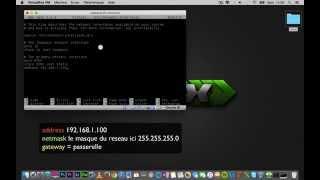Configuration Réseau sous Linux