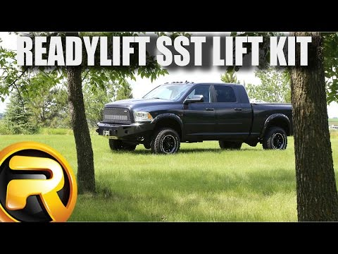 "How to Install ReadyLIFT SST 3"" Lift Kit"