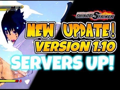Naruto: Shinobi Striker NEW UPDATE! AND APOLOGY ITEMS REVEALED!