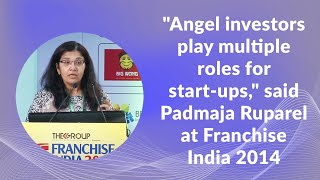 Angel investors play multiple roles for