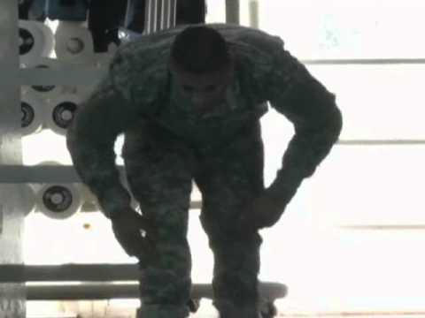 Minuteman Report  -- CA Guardsmen Compete for Foreign Badge