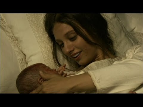 Birth of John Prince of Asturias Isabel s02e06