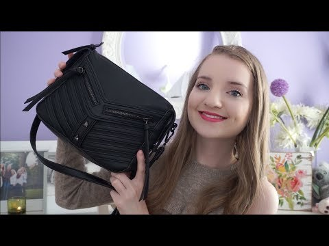 ASMR What's In My Purse!