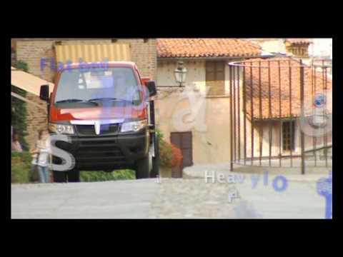 Piaggio Commercial Vehicles - Porter Maxxi.wmv