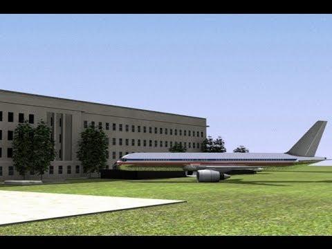 Pentagone - Avion ou pas avion ?