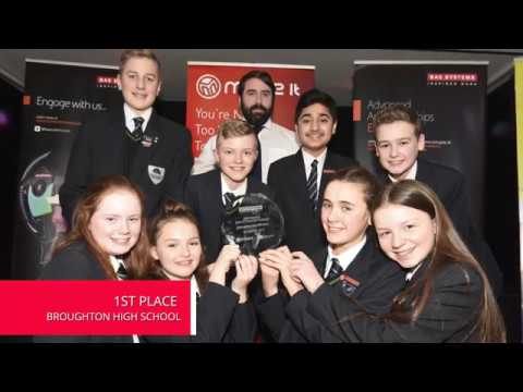 BAE Systems 'Make It' Enterprise Challenge, 2017