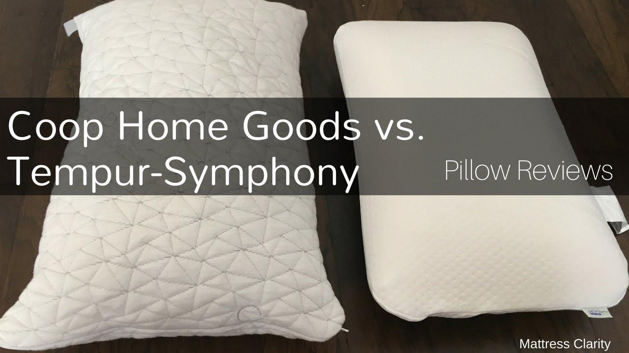 coop home goods vs tempur symphony