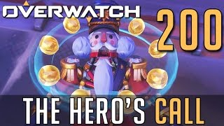 [200] The Hero's Call (Let's Play Overwatch PC w/ GaLm)