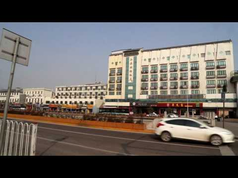 30 minutes of footage of Xi'an, China