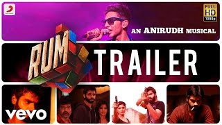 Rum - Official Tamil Trailer | Anirudh | Hrishikesh, Sanchita, Vivek