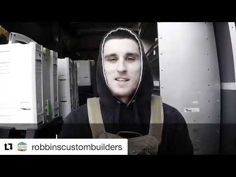 Robbin Custom Builders Tool Chest Rig Video