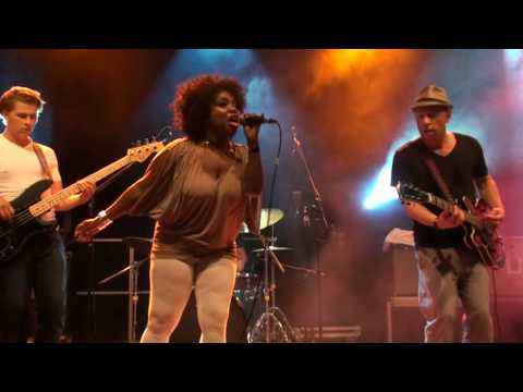 Lefties Soul Connection feat Michelle David - SAINT PAUL SOUL JAZZ FESTIVAL 2010