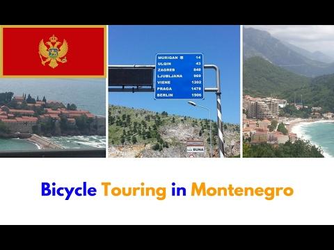 Bicycle Touring In Montenegro