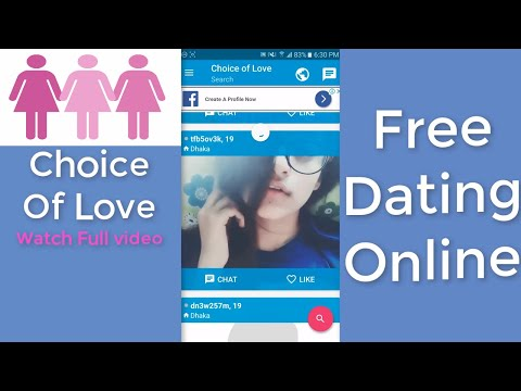 Mobile dating and flirting sites