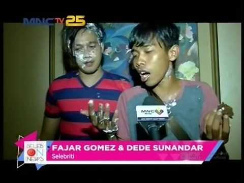 Ultah ke 29 Fajar Gomez - Seleb On News (31/10)