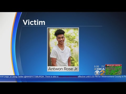 Community Remembers Teen Shot, Killed By Police In East Pittsburgh