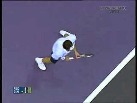 Roger Federer vs. Robby Ginepri.avi