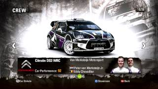 WRC 3: World Rally Championship: Complete Cars and Tracks 1080p