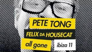 Pete Tong and Felix Da Housecat - All Gone Ibiza 2011 (Album Sampler Video)