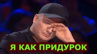 Верка Сердючка в слезах покинула шоу X фактор