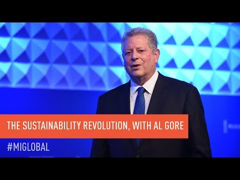 MIc'd Up | The Sustainability Revolution, With Al Gore