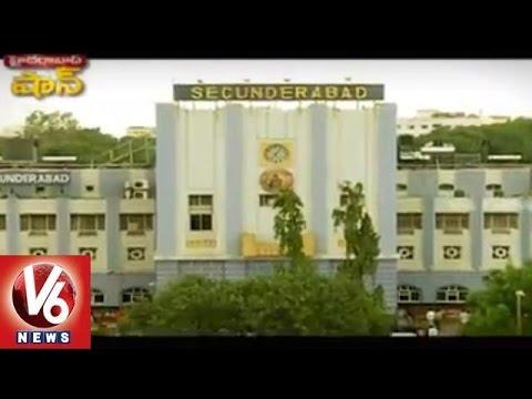 Hyderabad Shaan | History of Secunderabad Railway Station | V6 News