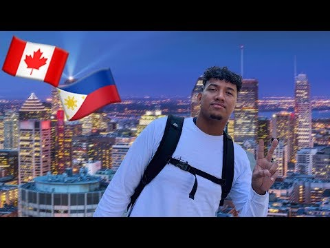 Life in Montreal with my Filipino friends
