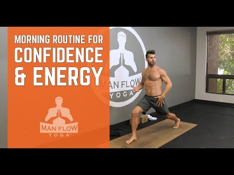 15 Minute Workout   Morning Yoga for Confidence & Energy (Strength, Posture, and Mobility)