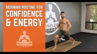 Morning Yoga for Confidence & Energy (Strength, Posture, and Mobility)