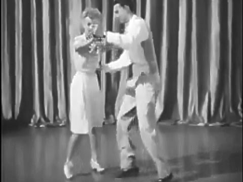 Jitterbug Dancing 1944 Vintage Instructional Movie Video HD