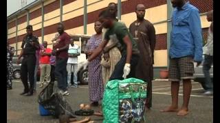 Human Parts Dealers in Lagos