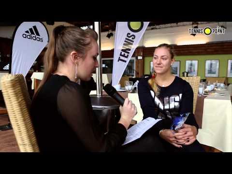 Tennis-Point.de - Interview mit Angelique Kerber