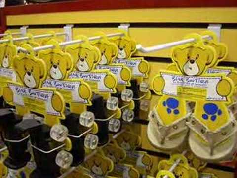 The teddy bear clothes shop build a bear youtube - Tedy shop ...