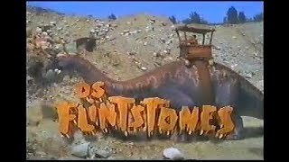 Os Flintstones - O Filme (1994) - Chamada de Estreia do Tela de Sucessos Inédito - 01/08/1997